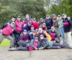 The staff at Four Winds Teambuilding That Works.